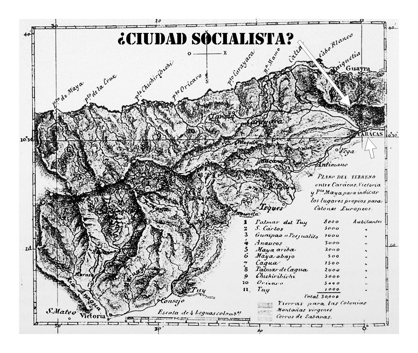 Otra vez la ciudad «socialista»