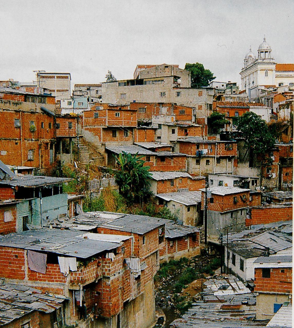 ¿Y qué pasa con los barrios?