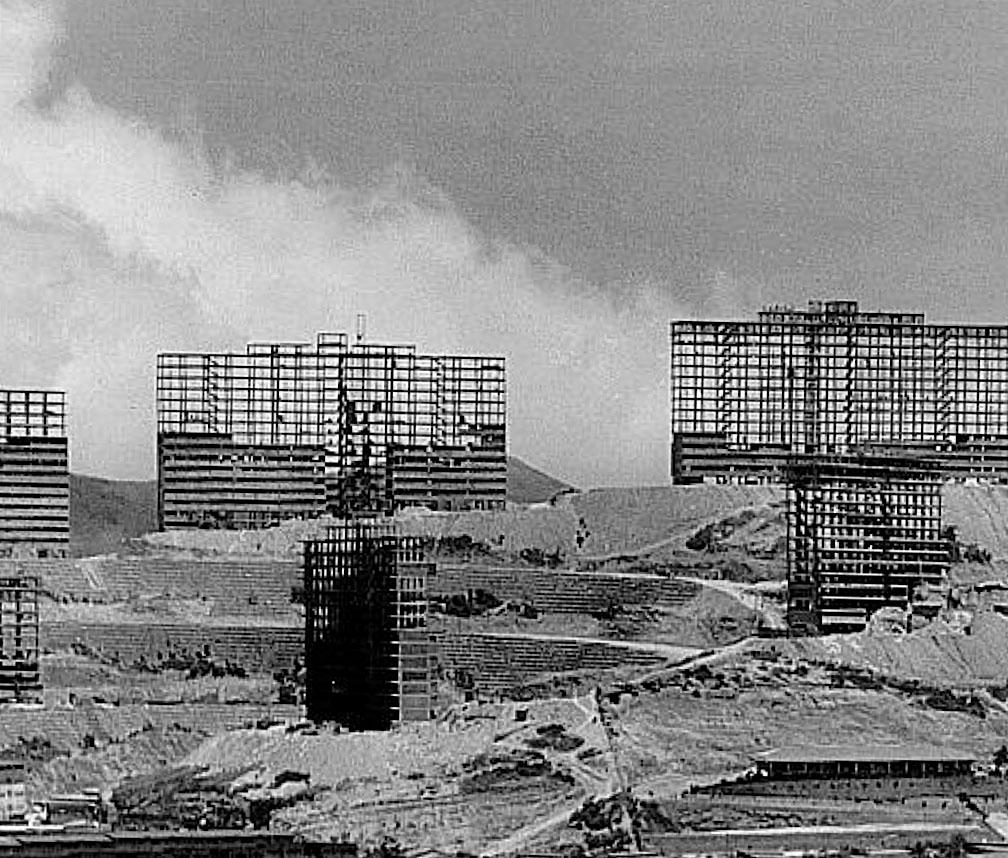 La arquitectura necesita poder, aunque sea dictatorial