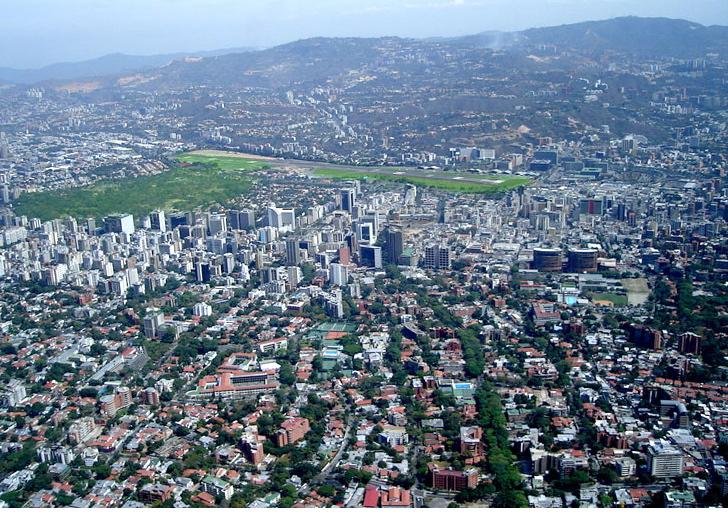 Barcelona-Caracas