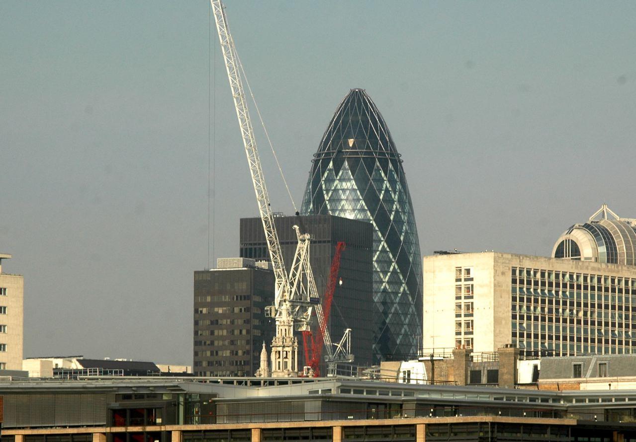 El pepinillo de Londres