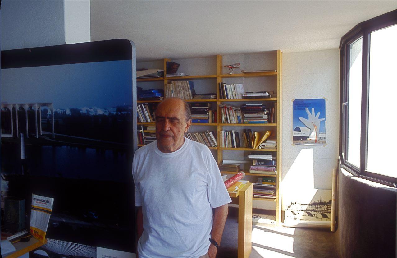 Niemeyer y su arquitectura