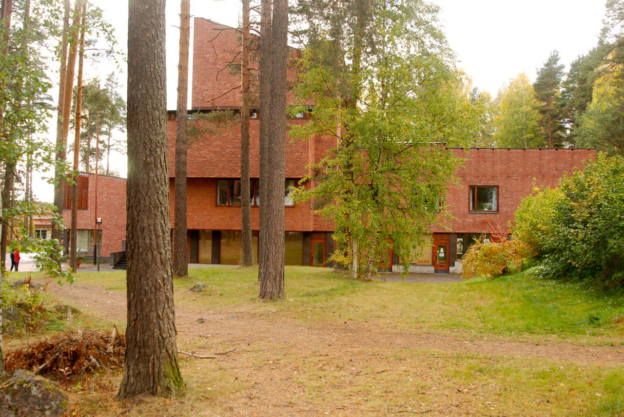 Aprender de Alvar Aalto