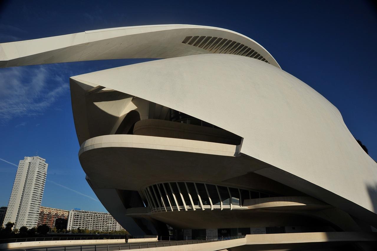 Calatrava en Valencia