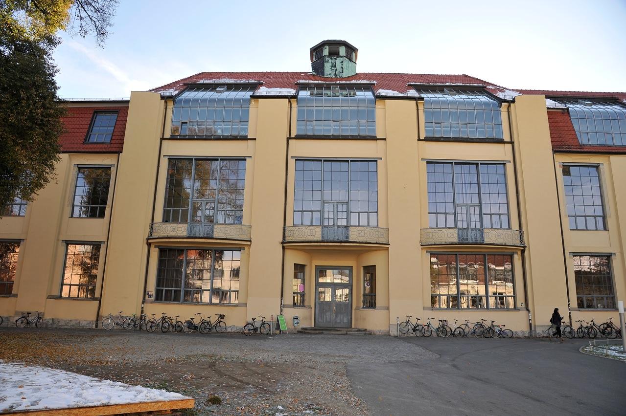 Una charla en Weimar