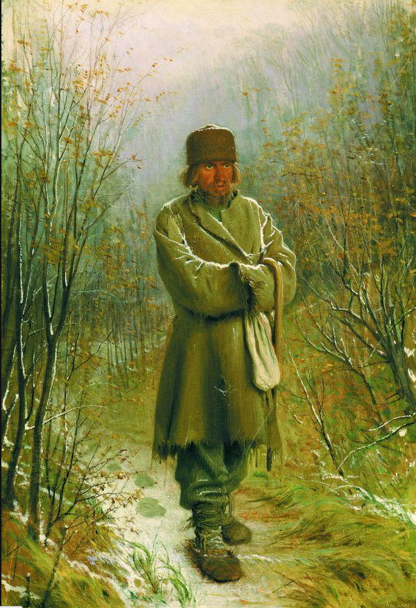 3 Ivan Kramskoy - Contemplador