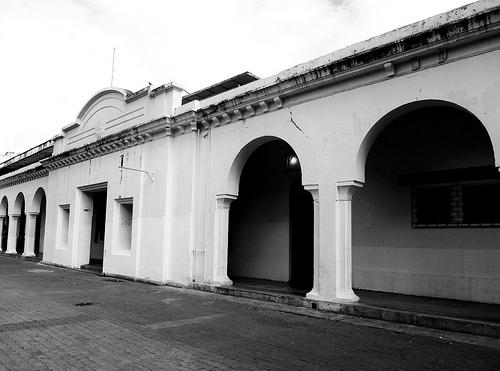 2.Banco Agricola y Pecuario frente a la Plaza Girardot 1