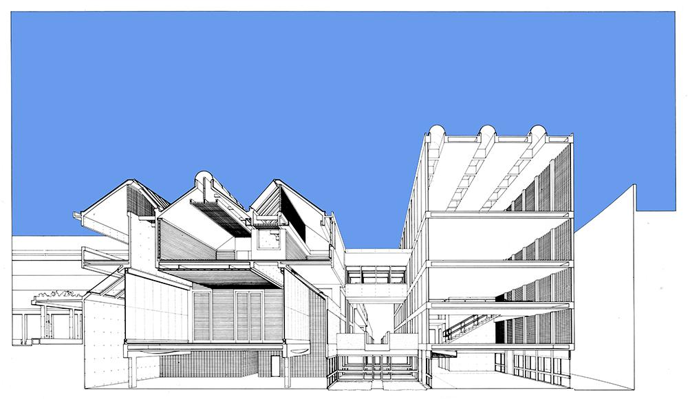 EDICIÓN EN PDF DEL LIBRO «GAN-Proyecto de la Nueva Sede de la Galería de Arte Nacional» (1985)