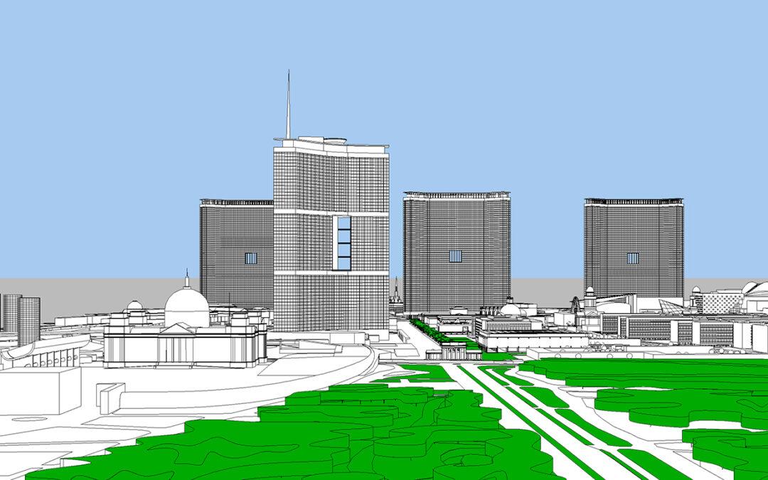 EDICIÓN EN PDF DEL ENSAYO «La comedia de Berlín – LeCorbusier y el concurso de 1958 para la reconstrucción del centro de Berlín» (2006)